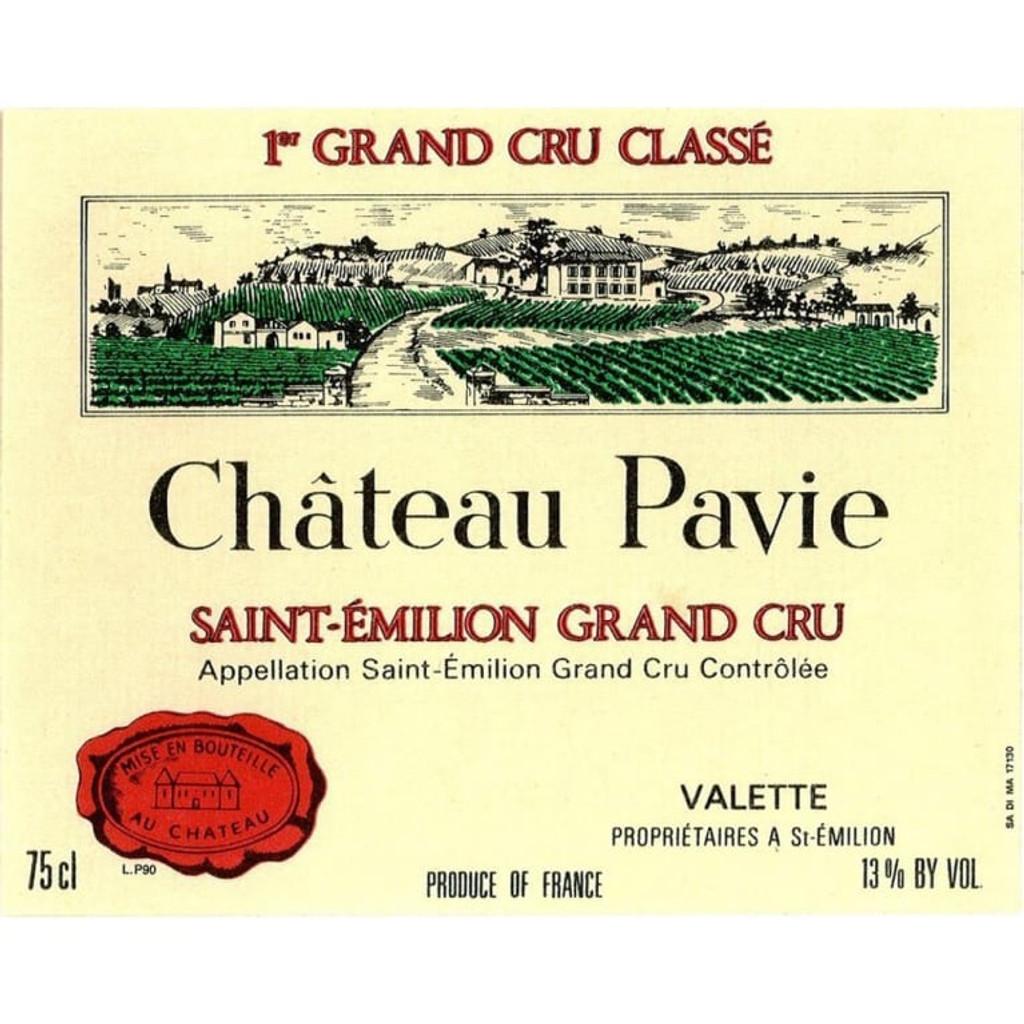 Chateau Pavie 2020 6 x 75cl En Primeur