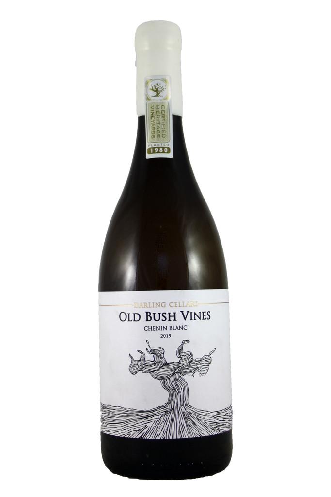 Darling Cellars Old Bush Vine Chenin Blanc, Darling, South Africa, 2019