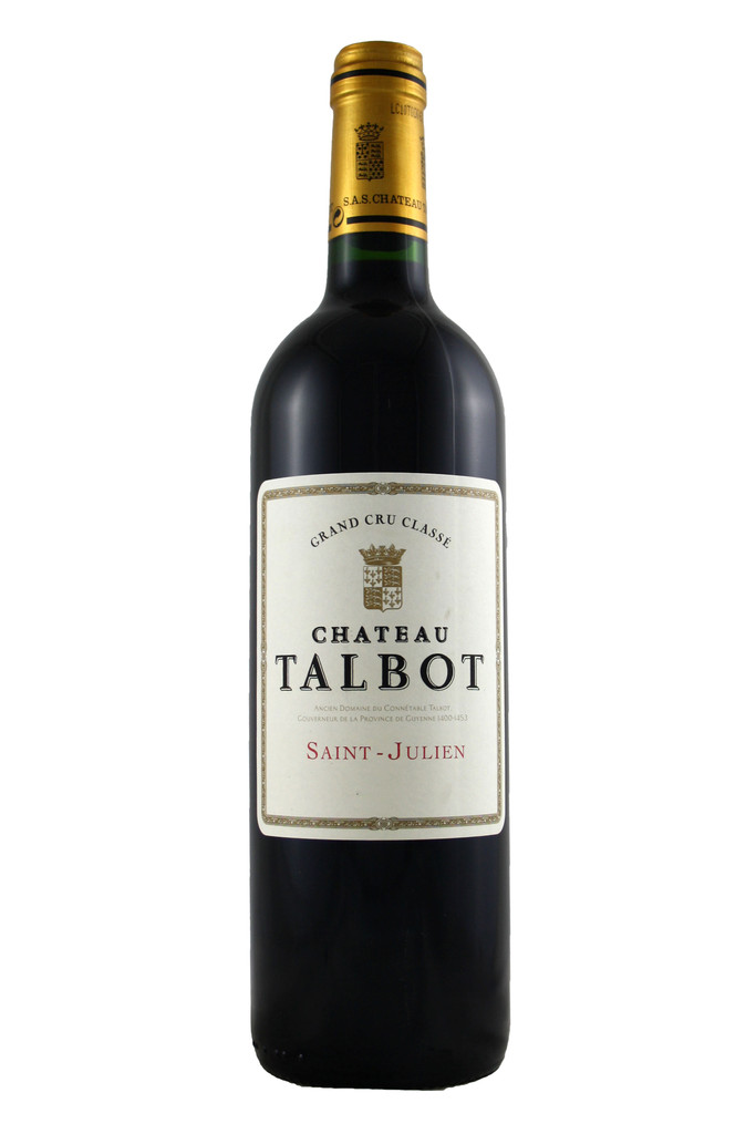 Château Talbot Saint Julien 2015