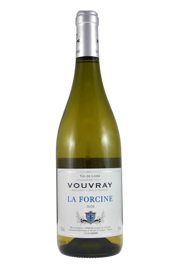 Vouvray La Forcine, Loire, France, 2020