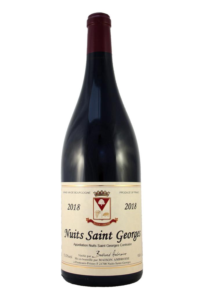 Nuits St Georges Bertrand Ambroise Magnum, Cotes de Nuits, Burgundy, France, 2018