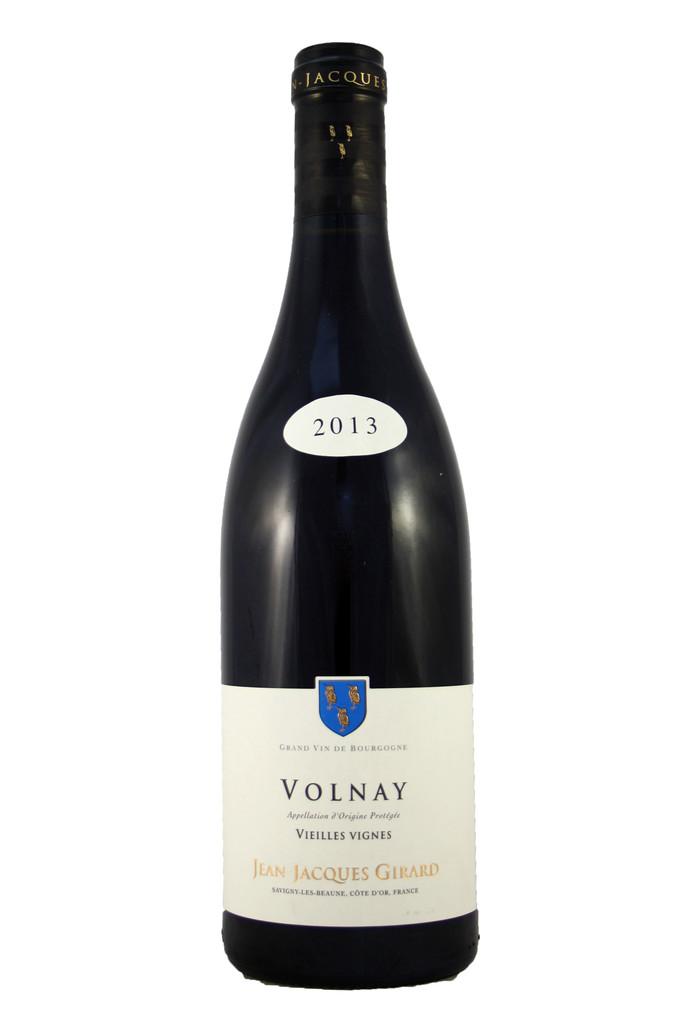 Volnay Vieilles Vignes, Jean Jacques Girard, Cote de Beaune, Burgundy, France, 2013