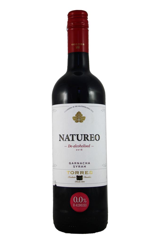 Natureo Grenache Syrah Alcohol Free Wine, Torres, Spain