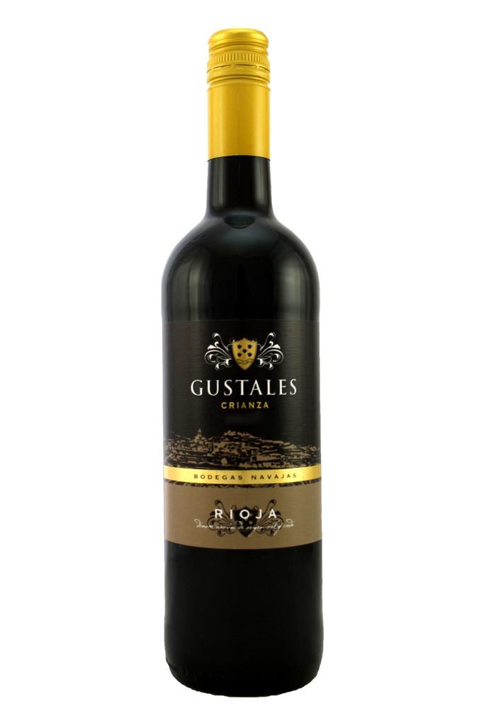Gustales Crianza, Bodegas Navajas, Rioja, Spain 2016