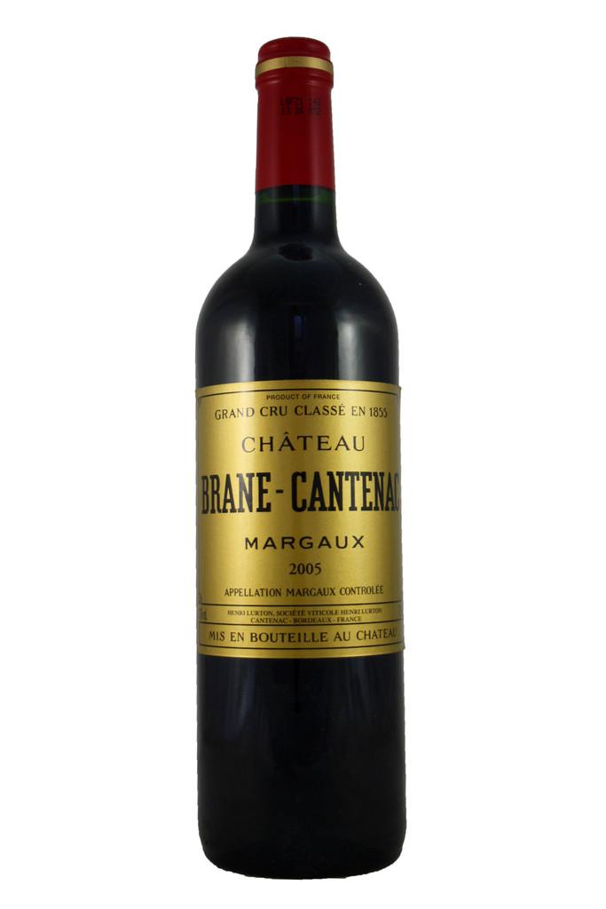 Château Brane Cantenac, Margaux, Bordeaux, France 2005