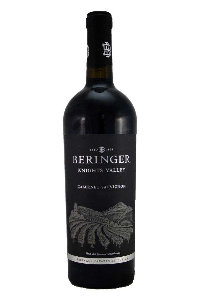 Beringer Cabernet Sauvignon Knights Valley, California, 2018