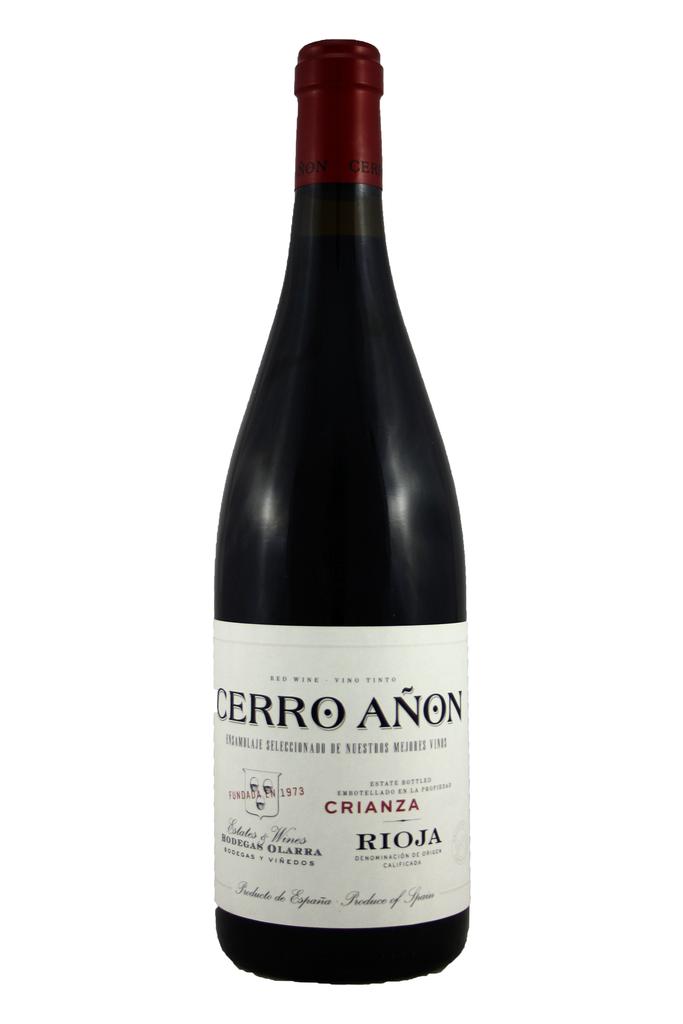Cerro Anon Crianza 2018, Rioja Alta, Spain
