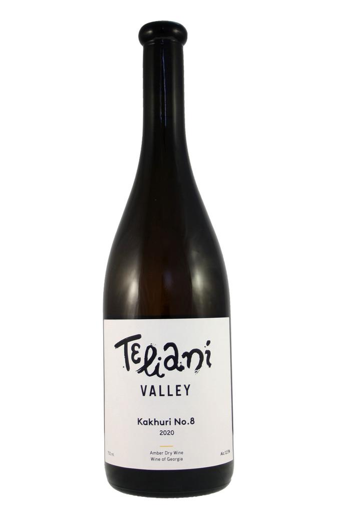 Teliani Valley Kakhuri No 8 Amber , Kakheti, Georgia, 2020