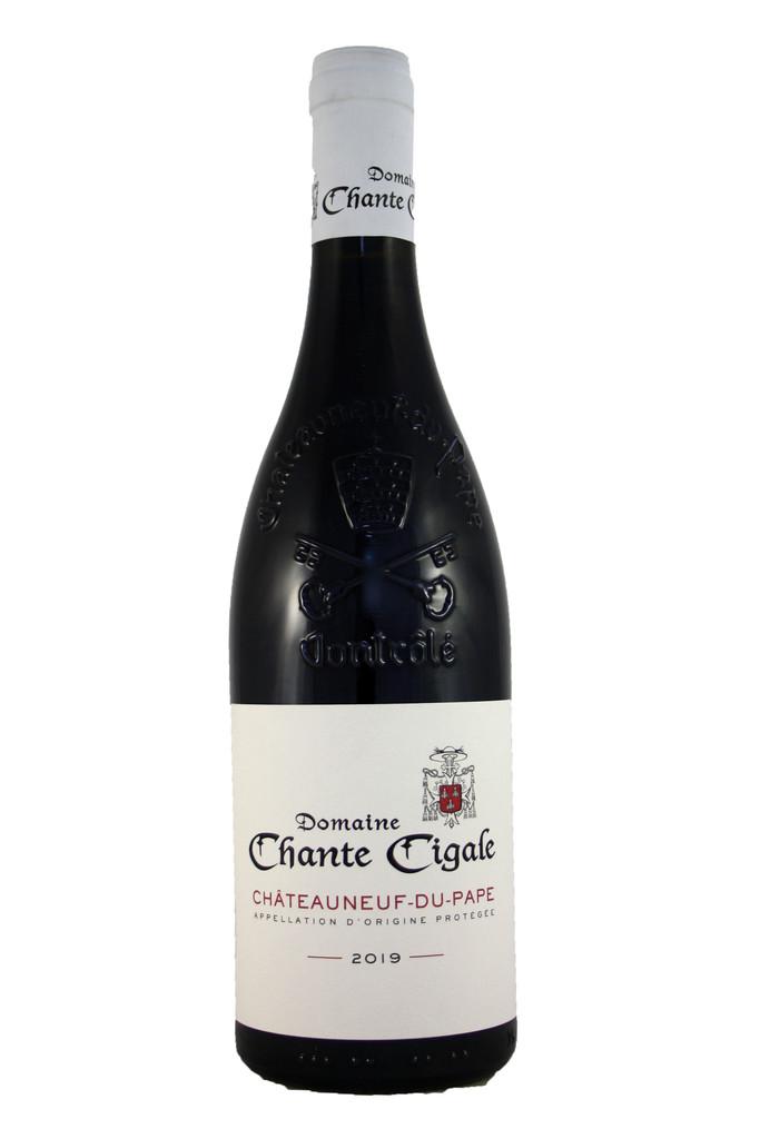 Chateauneuf du Pape Chante Cigale, Rhone, France, 2019
