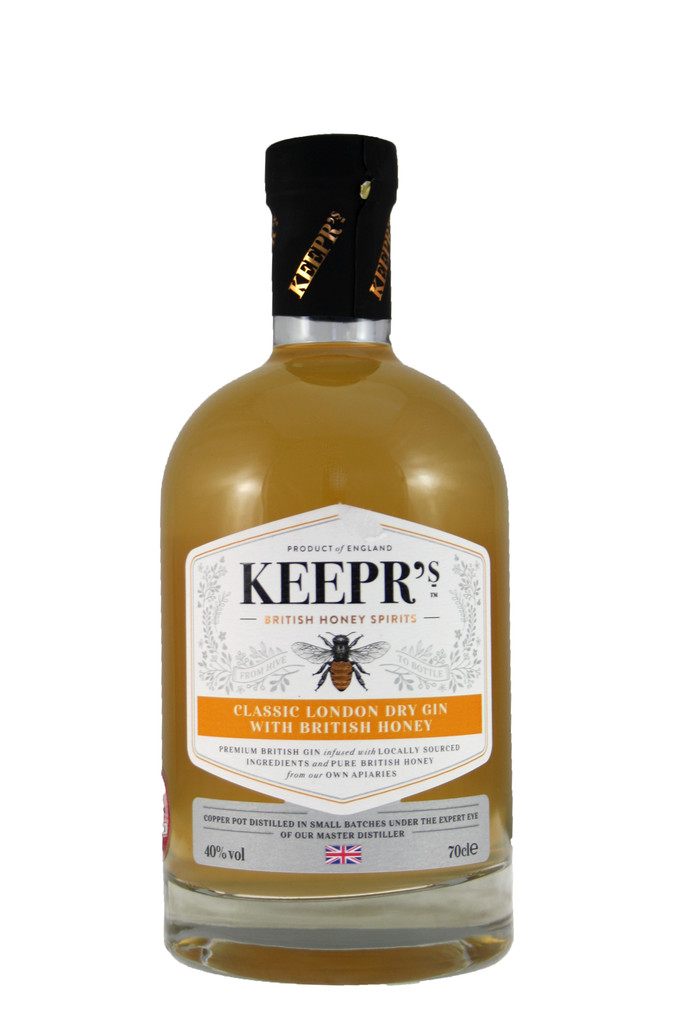 Keeprs Classic London Dry with Honey
