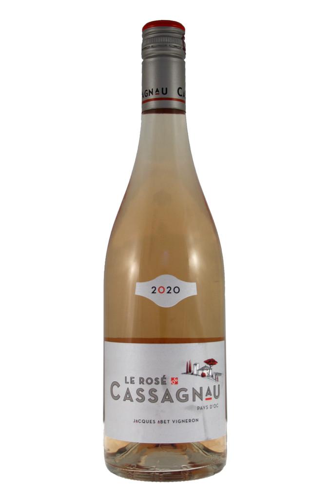 Le Rose de Cassagnau IGP Pays d Oc 2020