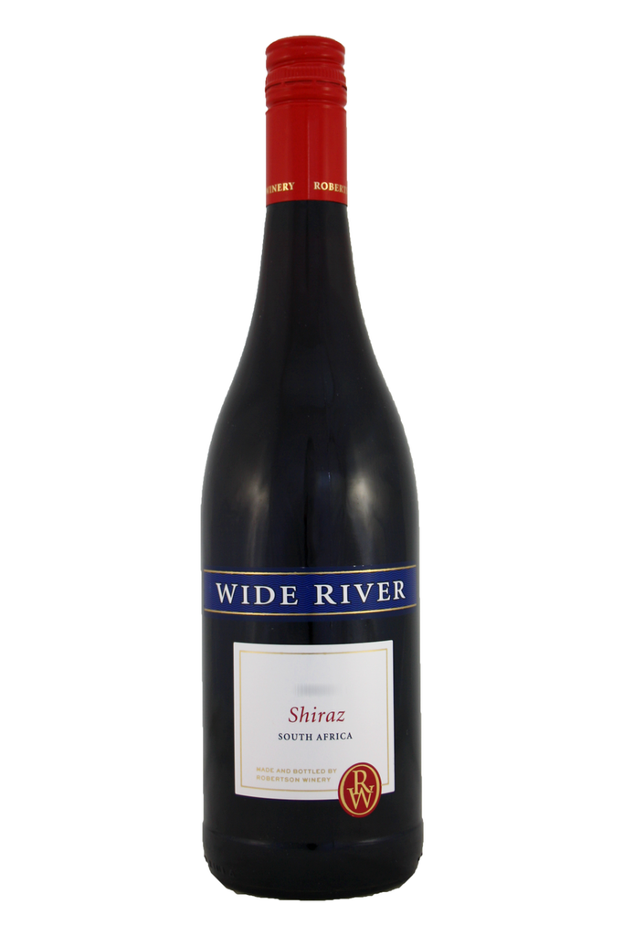 Wide River Shiraz, Robertson, South Africa, 2019