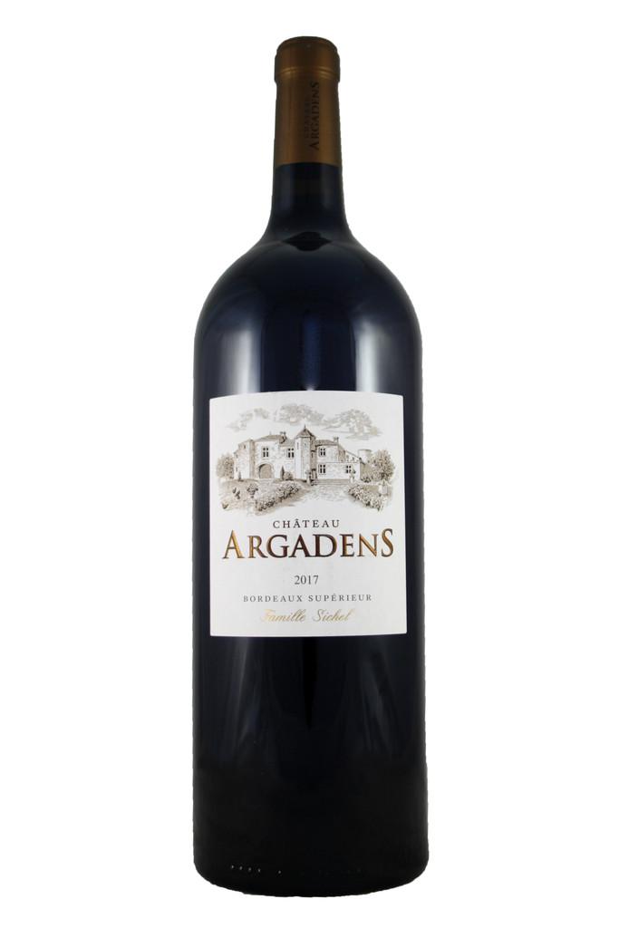 Chateau Argadens Magnum Bordeaux Rouge 2017