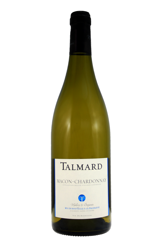Mâcon Chardonnay, Cave Talmard Mâcon-Villages, Mâconnais Blanc, Burgundy, 2020