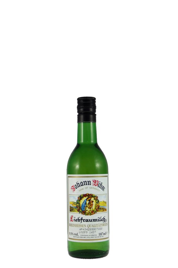Liebfraumilch, Johann Bihn, Germany 187ml