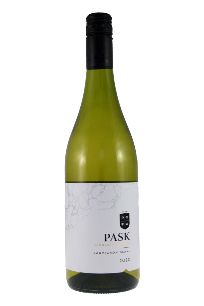 Pask Gimblett Gravel Sauvignon Blanc, New Zealand, 2020