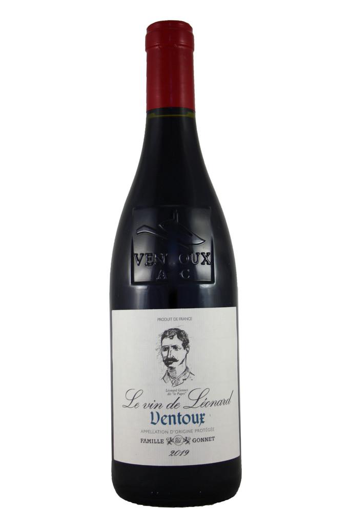 Ventoux Le Vin de Leonard Rouge Gonnet 2019
