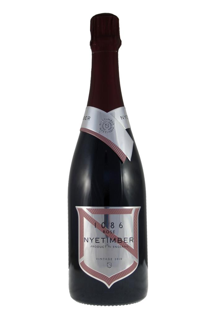 """Nyetimber """"1086"""" Prestige Cuvée Rosé, English Sparkling Wine, West Sussex, England, 2010"""