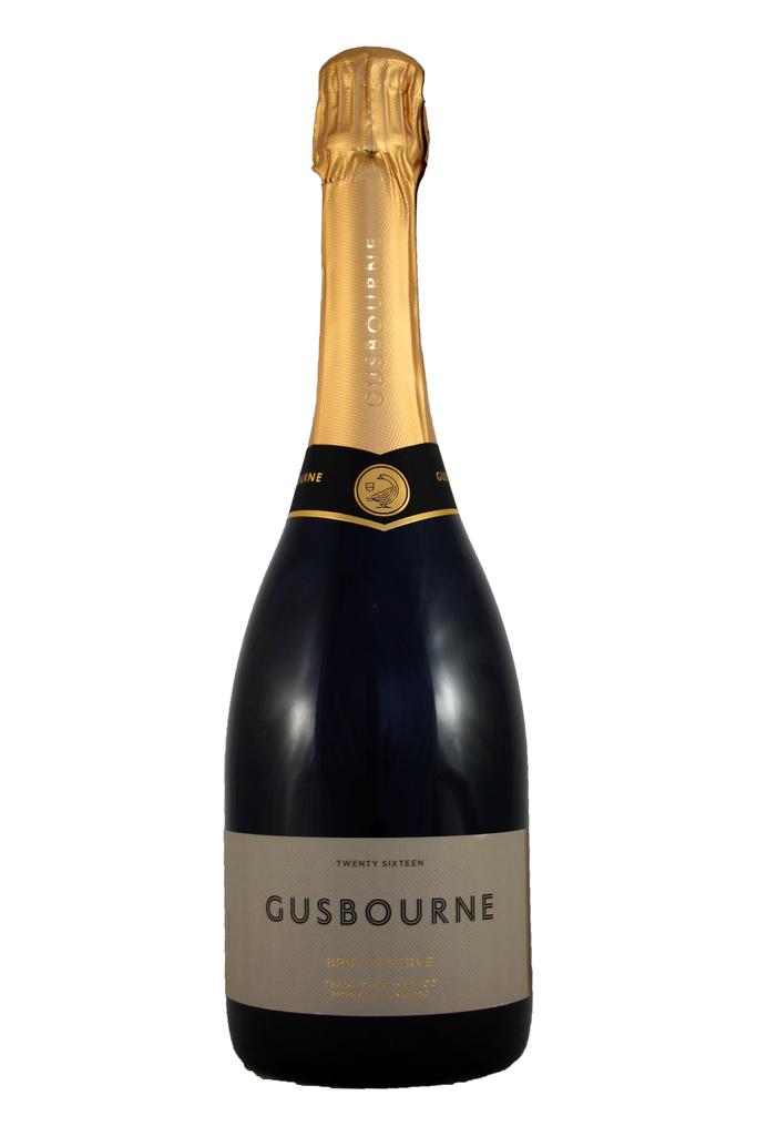 Gusbourne Brut Reserve English Sparkling Wine, Ashford, England, 2018