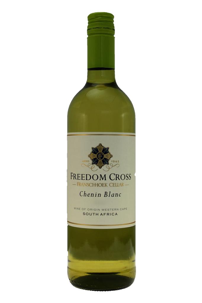 Freedom Cross Chenin Blanc 2020, Franschhoek Cellar, Western Cape, South Africa