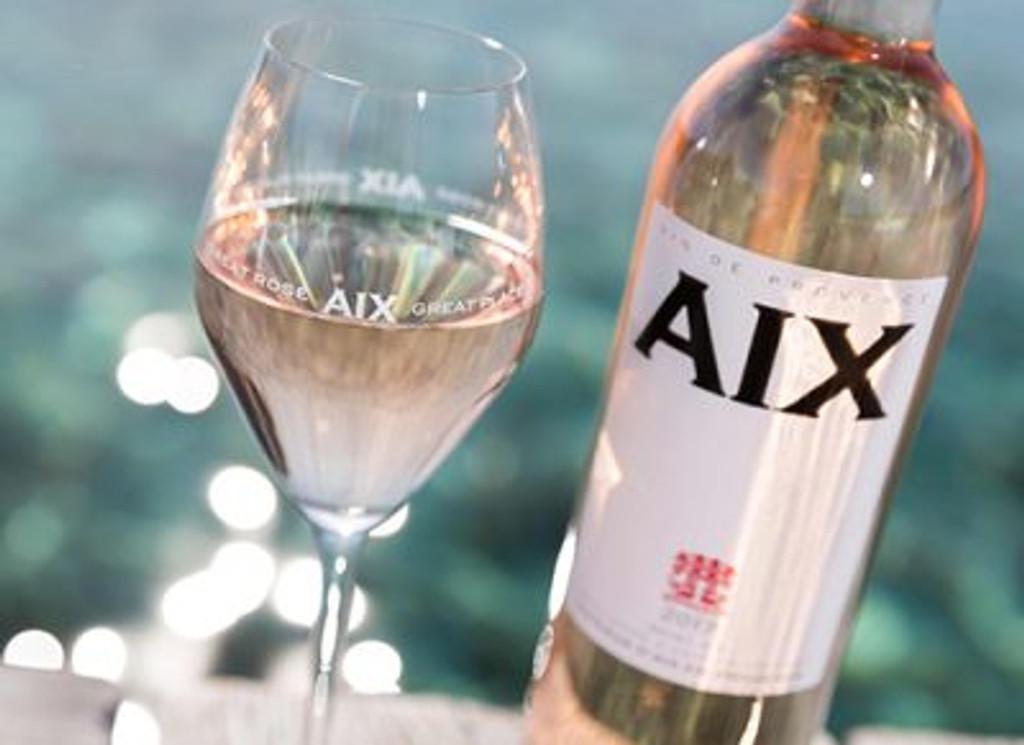 AIX Rose AOP Coteaux d Aix en Provence Double Magnum 3ltr 2020