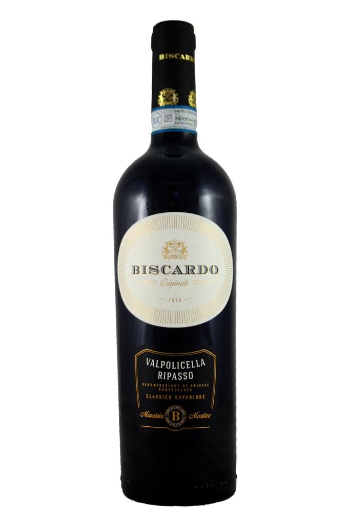 Valpolicella Classico Ripasso Biscardo 2015