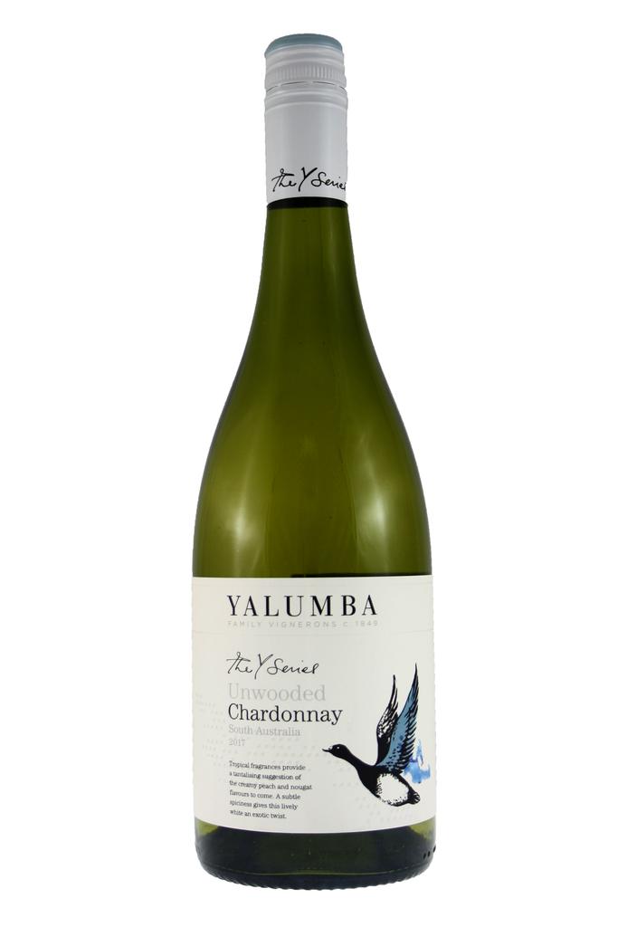 Yalumba, Y Series Unwooded Chardonnay, South Australia, 2020