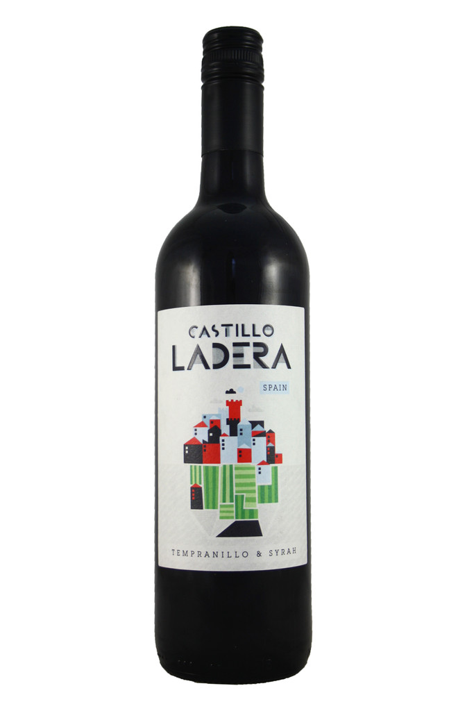 Castillo Ladera Tempranillo Syrah, La Mancha, Spain, 2019
