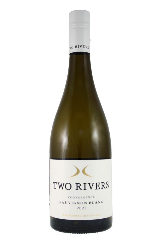 Two Rivers Convergence Sauvignon Blanc 2021