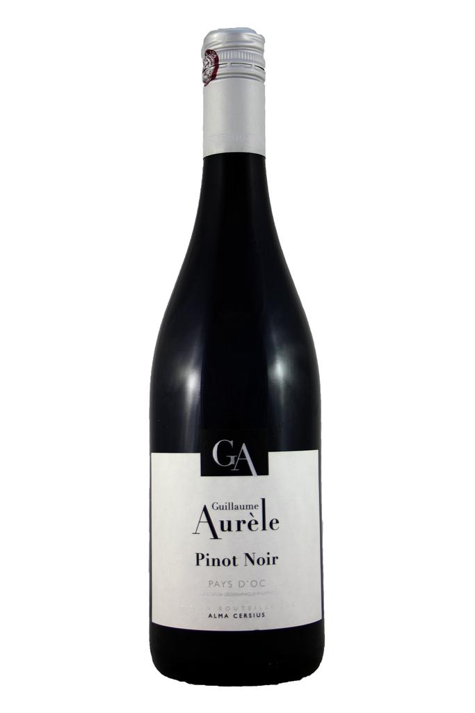 Guillaume Aurele Pinot Noir, Languedoc, Southern France,  2020