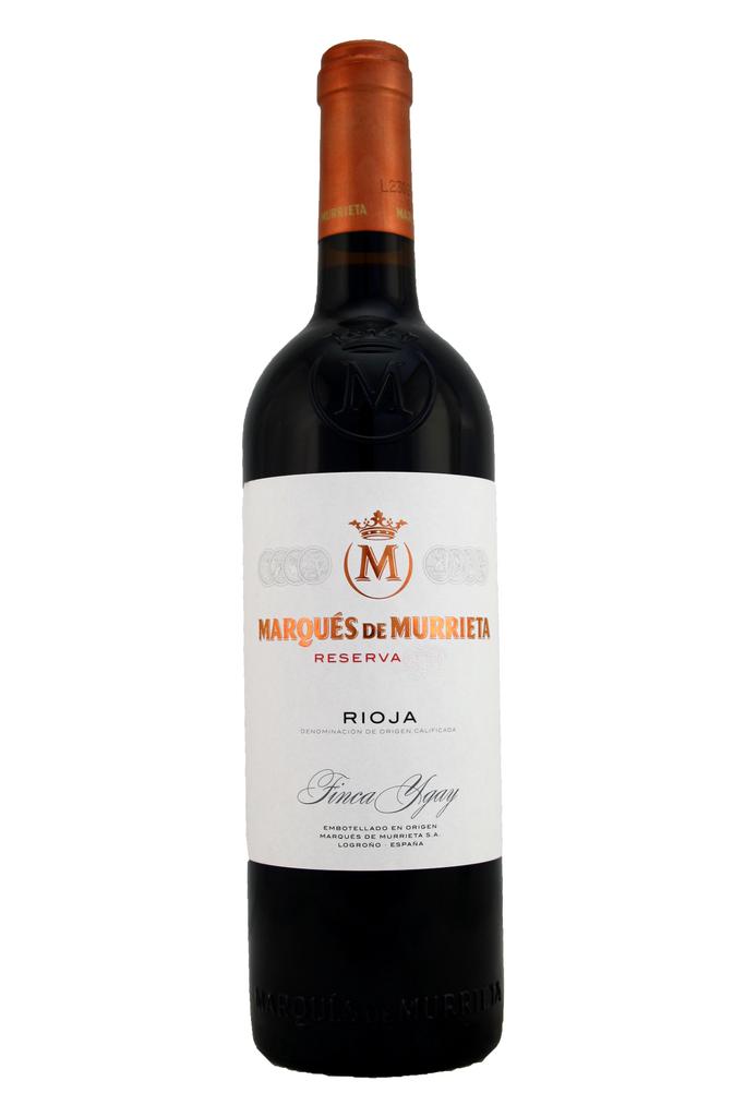 Marqués de Murrieta Tinto Reserva, Rioja, Spain, 2016