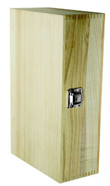 2 Bottle Wooden Presentation Box