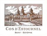 Chateau Cos D Estournel, 2eme Grand Cru Classe, Saint Estephe, Bordeaux, 2010