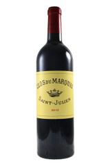 Clos Du Marquis 2010