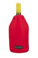 Wine Cooler Sleeve Cerise Red