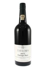 Taylors 1977 Vintage Port