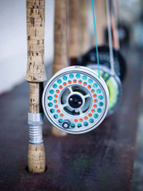 Fly Rods Rural Images A5 Card