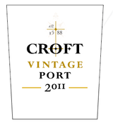 Croft 2011 Vintage Port