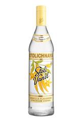Stolichnaya Vanilla Premium Vodka
