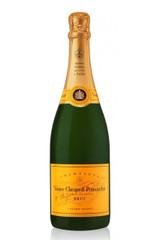 Veuve Clicquot Yellow Label Brut Champagne (Free Gift Box)