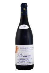 Beaune 1er Cru Les Boucherottes Domaine Anne-Francoise Gros, Cote de Beaune, Burgundy, France 2012