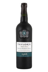 Taylors Very Old Single Harvest Port 1966