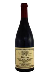 Beaune 1er Cru Clos Les Ursules, Monopole Domaine Des Héritiers Louis Jadot, Cote de Beaune, Burgundy 2014