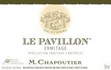 Ermitage Rouge Le Pavillon, M Chapoutier, Hermitage, Northern Rhone, France 2015
