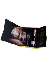 Joseph Perrier Rose Champagne Flute Gift Pack