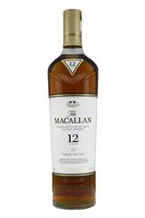Macallan Sherry Oak 12 Year Old