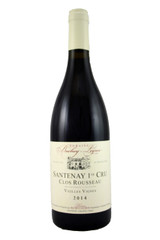 Santenay 1er Cru Clos Rousseau Domaine Bachey Legros 2014