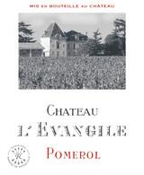 Chateau L'Evangile 2001