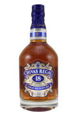 Chivas Regal 18 Year Gold Signature