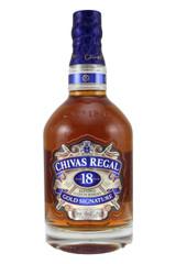 Chivas Regal 18 Year Old Gold Signature